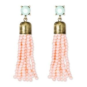 Sugarfix BaubleBar Turquoise hanging earrings